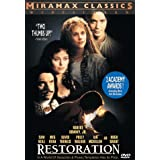 Restoration [DVD] [1996] [Region 1] [US Import] [NTSC]by Robert Downey Jr.