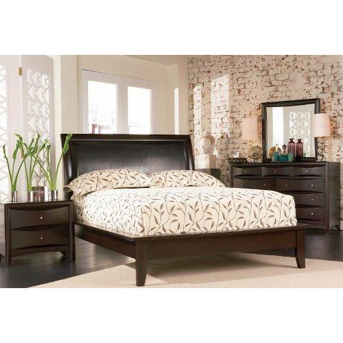 Modern King Bedroom Set 3367 front