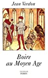 img - for Boire au moyen- ge book / textbook / text book
