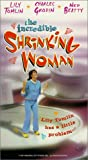 Incredible Shrinking Woman [VHS]