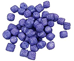 Sugared MINI Marshmallows Purple 2 Pounds 760 Pieces