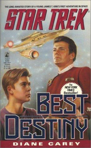Best Destiny (Star Trek), Diane Carey