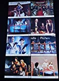 THE ROCKY HORROR PICTURE SHOW 1975 * 8x10 MINI LOBBY CARD SET * C10 MINT UNUSED!!