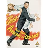 Arsenic And Old Lace [DVD] [1944]by Cary Grant