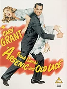 Arsenic and Old Lace [DVD] [1944]
