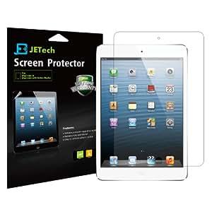iPad Mini Screen Protector, JETech® 2-Pack Screen Protector Film for iPad Mini, Bubble Free Installation, Anti-Fingerprint, Retail Packaging (iPad Mini, HD Clear)