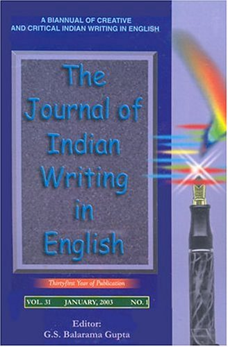 Journal of Indian Writing in English