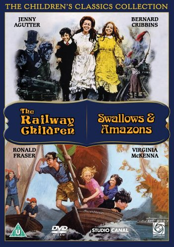 Classic Children's Films - Swallows and Amazons/The Railway Children [DVD]