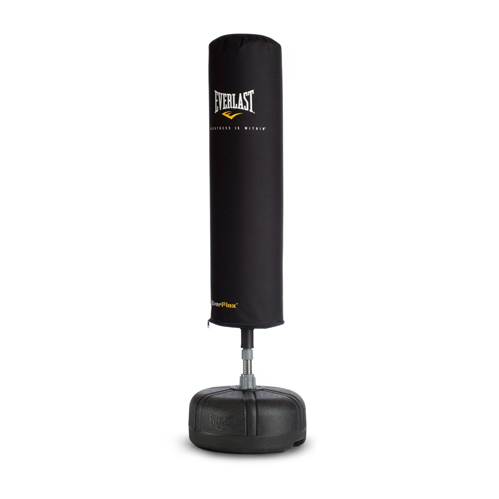 Everlast Cardio Strike Freestanding Heavy Bag Punching