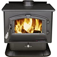 USSC 3000 Extra Large EPA Certified Wood Stove from United States Stove Company