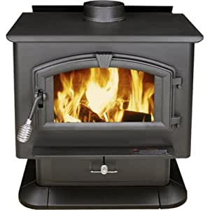 Us Stove Ussc 3000 Extra Large Epa Certified Wood Stove