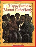 Happy Birthday, Martin Luther King Jr.<br>(Grades 2 & 3)