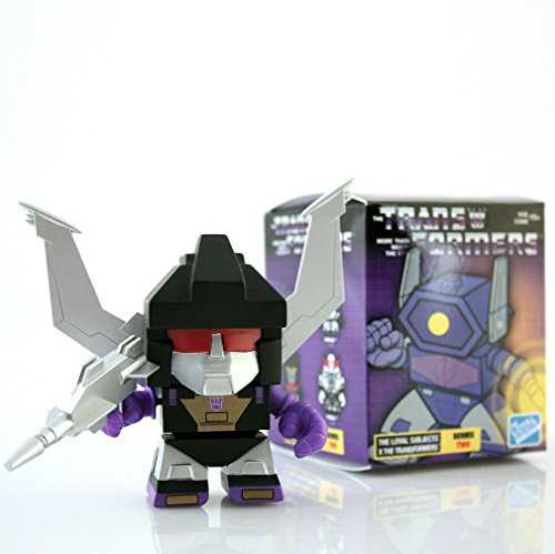 The Loyal Subjects X The Transformers Series 2 Vinyl Figure - SHRAPNEL
