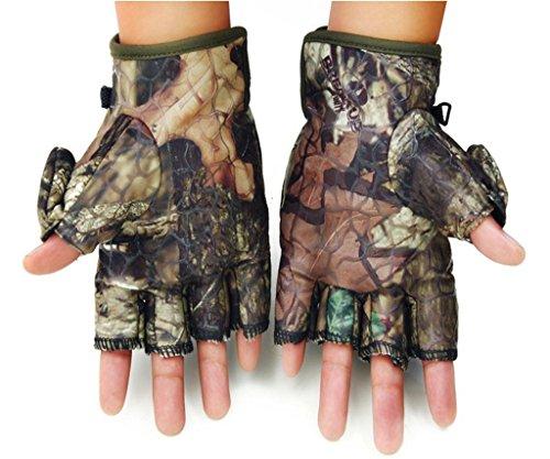 осень перчатки на рыбалку