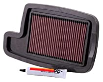 K&N AC-4004 Arctic Cat High Performance Replacement Air Filter