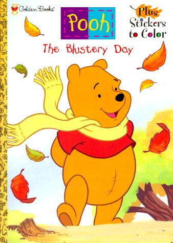 The Blustery Day (Pooh) PDF