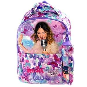 Backpack 'Violetta'purple (+ kit).