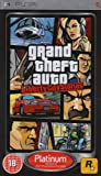 Grand Theft Auto: Liberty City Stories - Platinum Edition (PSP)
