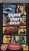 GTA : Liberty City stories - platinum [import anglais]
