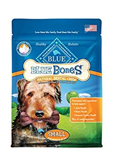 Blue Buffalo Bones Dog Treats - Small 24 oz bag