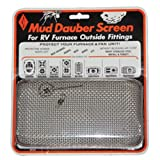 JCJ M-200 Mud Dauber Screen for RV furnace Outside Fitting