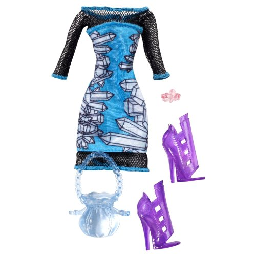 Monster High Abbey Bominable Basic Fashion Pack - 1