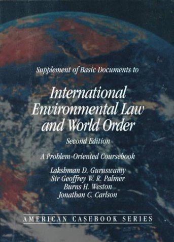 Supplement of Basic Documents to International...