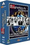echange, troc Les biographies du millénaire - Coffret 2 DVD