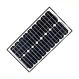 ALEKO LM109 30W 30-Watt Polycrystalline Solar Panel 12V