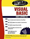 img - for Schaum's Outline of Visual Basic book / textbook / text book