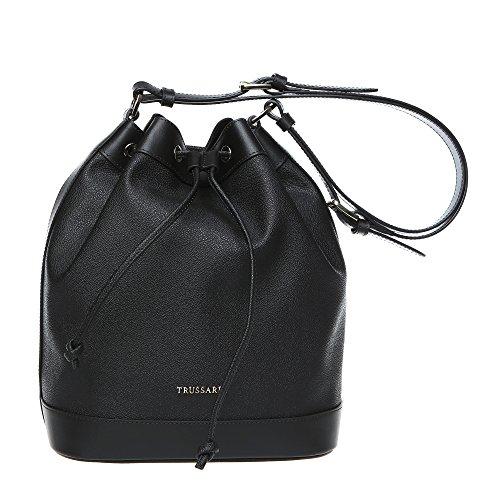sac-bandoulire-femme-trussardi-satchel-avec-sangle-depaule-reglable-en-dollar-cuir-de-veau-authentiq