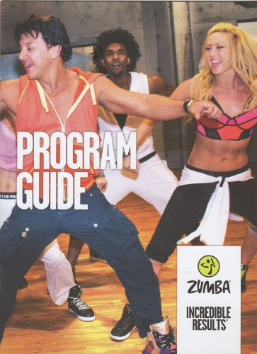 Zumba Fitness Program Guide from the Incredible Results System (Zumba Incredible Results Program compare prices)