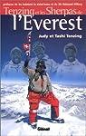 Tenzing et les sherpas de l'Everest par Tenzing