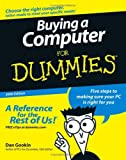 Buying a Computer For Dummies (For Dummies (Computers))