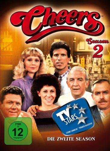 Cheers - Die komplette zweite Season (3 DVDs)