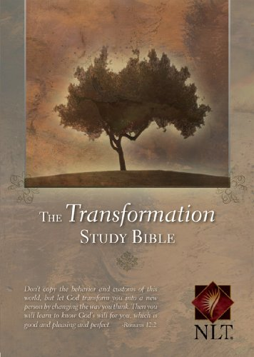 The Transformation Study Bible--Personal Ed.