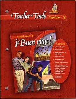Buen Viaje! Level 2, Writing Activities Workbook