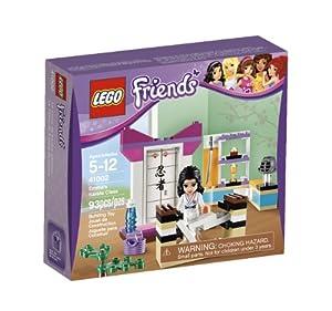 (历史最低)LEGO Friends Emma Karate Class 41002乐高朋友系列艾玛日本家风格玩具$7.49