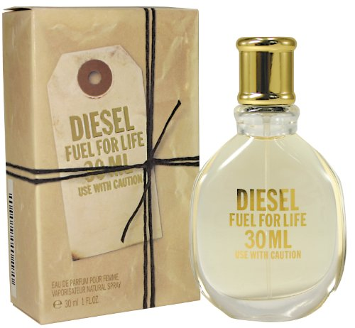 Diesel Fuel for Life Eau de Parfum, Donna, 30 ml