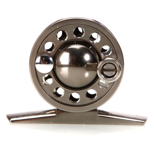 Als0/1 Lightweight Ant Fly Fishing Spinning Reel Silver