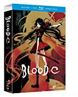 Blood C Complete Series Blu-ray by Funimation Prod