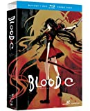 BLOOD-C: Complete Series Limited Edition [Blu-ray + DVD]