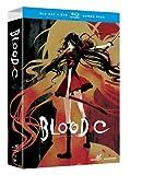 【BD+DVD】Blood-C: Complete Series (限定版Blu-ray/DVDコンボ) 北米版 全12話収録 (日本語再生可)