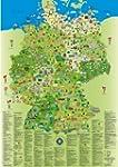 Deutschlandkarte f�r Kinder und Erwac...