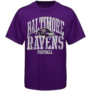 NFL Baltimore Ravens Fantasy Leader T-Shirt - Purple from Nutmeg