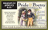 Pride & Poetry: Magnetic Poetry Kit (Themed Kits)