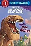 Crash, Boom, Roar! (Disney/Pixar The...