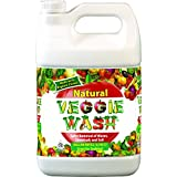 Veggie Wash All Natural Fruit and Vegetable Wash, 1-Gallon