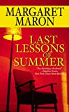 Last Lessons of Summer (044661422X) by Maron, Margaret