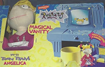 Rugrats Magical Vanity with Toon Team Angelica